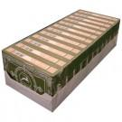 Modiano Club Poker Green/Brown Regular 12 Sets - BULK