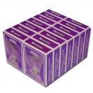 Modiano Poker Index 12 Decks - Purple - BULK