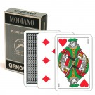 Genovesi 100% Plastic Modiano Playing Cards