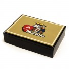 Modiano Hi Gloss Case - Golden Yellow