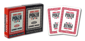 Modiano Playing Cards WSOP Special Promotion